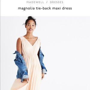 Madewell Magnolia Maxi Dress
